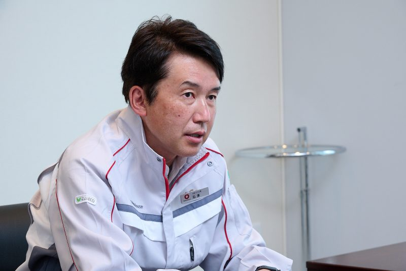 Interview with Daiwa House Industry