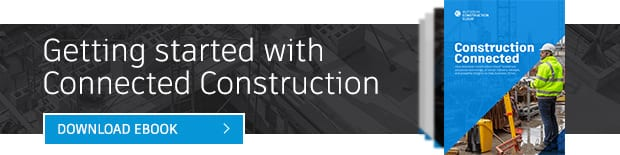 Connected Construction - Guide to Autodesk Construction Cloud