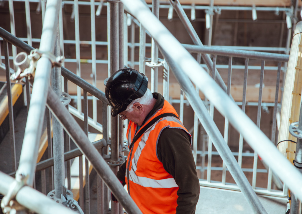 Keeping Building Materials Mold Free